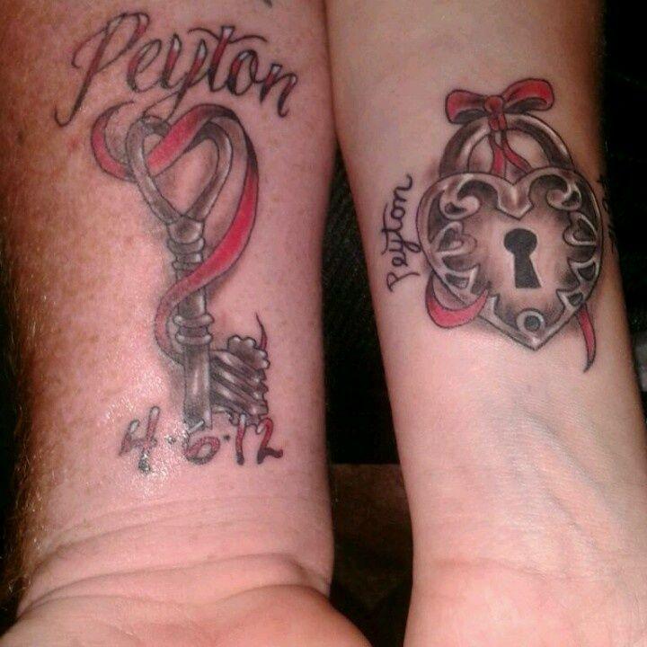 25 Heart Locket Tattoo Designs Ideas: 25+ Best Ideas About Heart Lock Tattoo On Pinterest