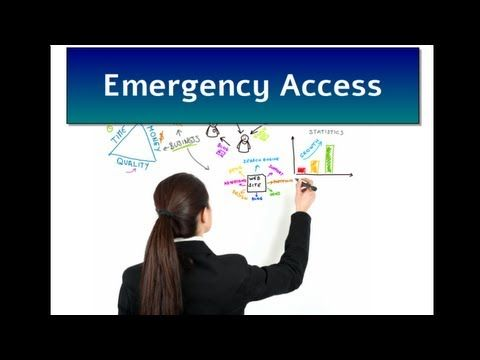 Complete Overview of Emergency Access for SAP  #Mastering Data