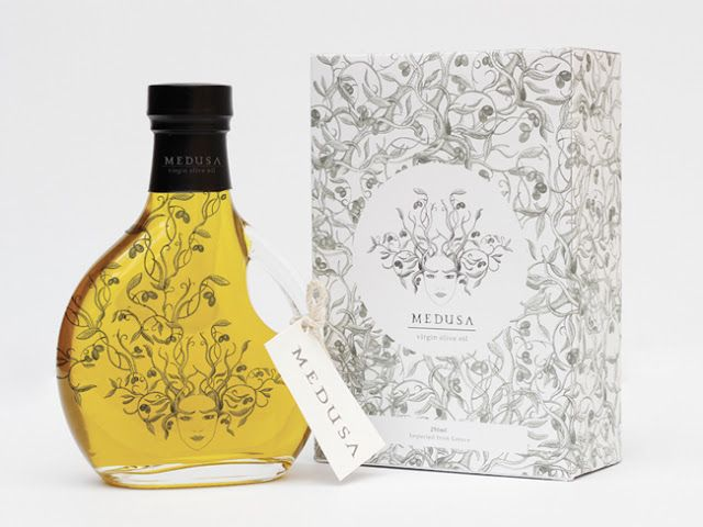 This is beautiful olive oil #packaging PD