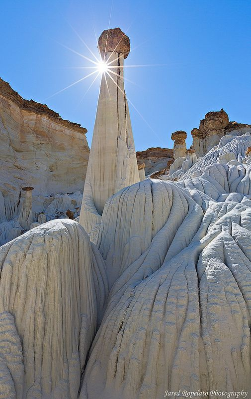 Wahweap Creek Hoodoos Grand Staircase, Escalante National Monument, Utah