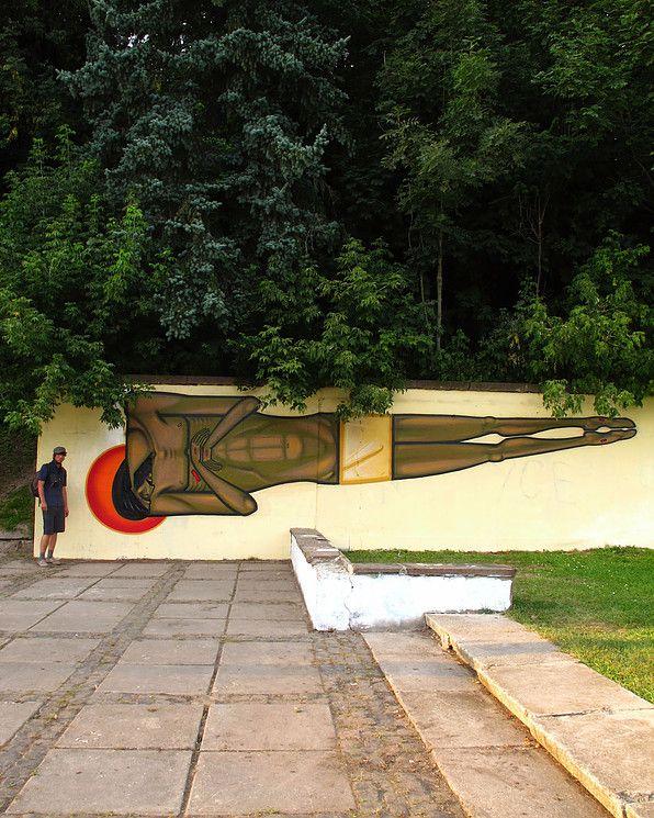 Sergii Radkevych 2011 Tomb of the Lord. Lviv, Ukraine