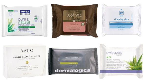 Six of the best facial cleansing wipes