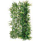 """Sichtschutzhecke """"Bambus"""", Zuschneidbar, Grün, ca. B3 x H1 m"""