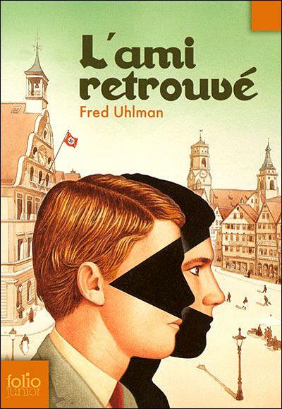 Fred UHLMAN, L'Ami retrouvé. Résumé : 1932. Stuttgart. Hans Schwarz est le fils d'un médecin juif. Conrad Hohenfels est l'enfant d'un couple d'aristocrates allemand. Au milieu de la montée du nazisme, les deux jeunes hommes deviennent amis. Jusqu'à ce que Hans parte aux Etats-Unis, pour tenter d'oublier les douleurs de son passé. Pourtant, celui-ci ne tardera pas à se rappeler à lui.