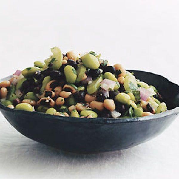 Three Bean Salad Recipe In 2020 Bean Salad Recipes Three Bean Salad Bean Salad
