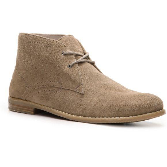 Franco Sarto Portier Bootie Worn once! Suede desert bootie Franco Sarto Shoes Ankle Boots & Booties