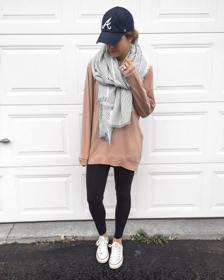 Ran our Saturday morning errands in the comfiest tunic from @shopthemint!  All of their slouchy dolman tunics are currently 50% off and come in a TON of different colors including this neutral warm taupe color.  Anyone dressing up for Halloween tonight?!  We are!  || http://liketk.it/2pufe @liketoknow.it #liketkit