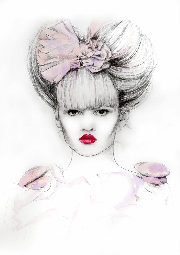 Chanel Taşı İçin Lara Stone Carden