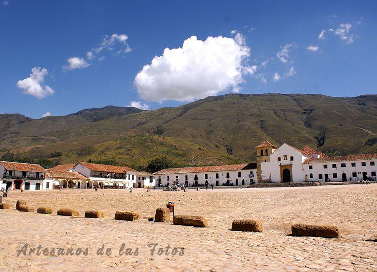 Villa de Leyva histórica