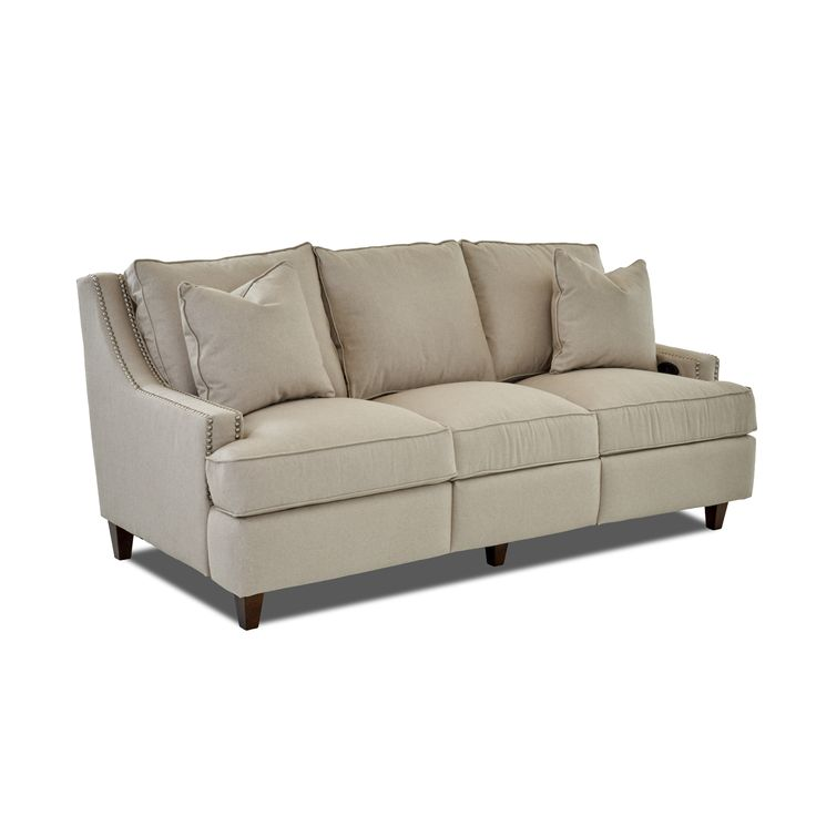 Tricia Power Hybrid Reclining Sofa In 2019 New House