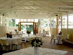 Nielson Park - The white pavilion