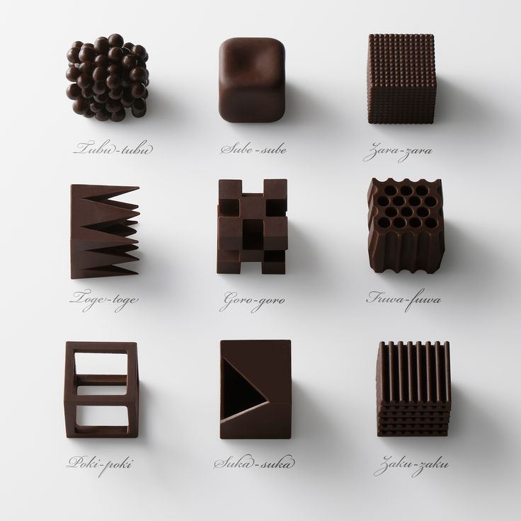A Look at Some of the World's Most Modern and Beautiful Chocolates | FWx