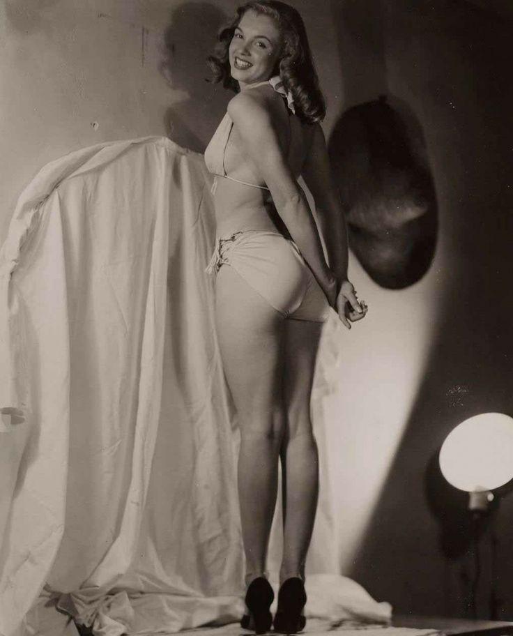 18Fotos inéditas deMarilyn Monroe noinício dacarreira