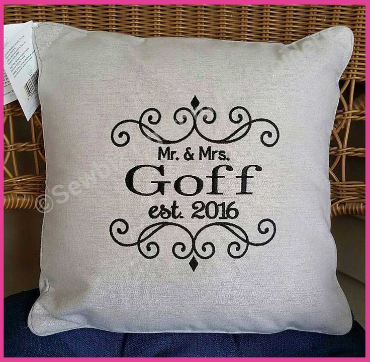 Embroidery Designs for Weddings