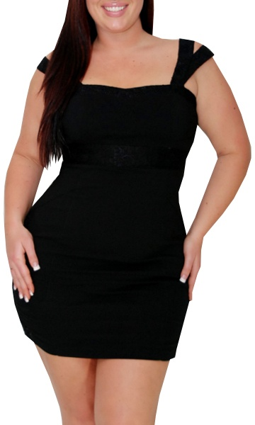 Life Lesson (Plus)-Great Glam is the web's best sexy plus size online store clothing website for 1X 2X and 3X clothes for women and juniors.