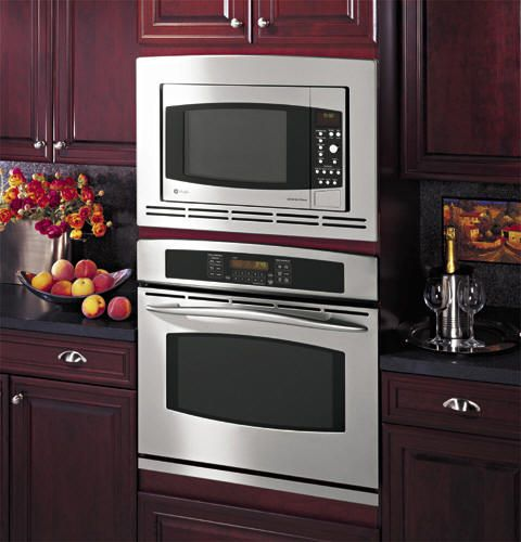 Kitchen Layout With Double Oven: 14 Best Images About Kitchen-Oven & Microwave On Pinterest
