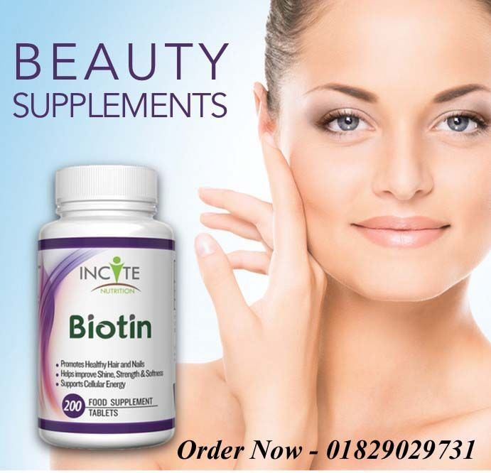 Biotin 1000mcg for Hair & Skin Growth, Now Available in Dhaka, Order Now - 01829029731