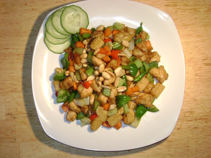 China Chopsticks Kung Po Chicken