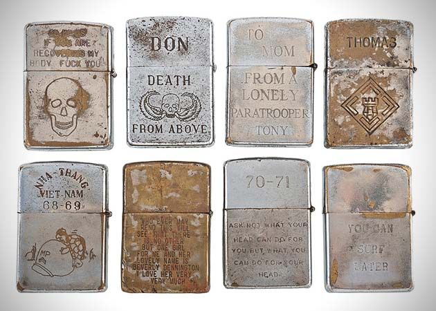 Historical_Zippo_Lighters