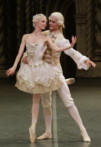 Ratmansky's Sleeping Beauty in Milan casts its magic spell