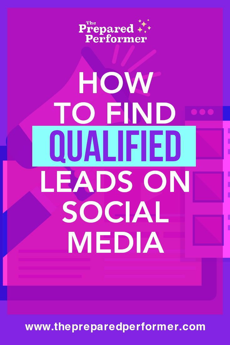 How to Find Qualified Leads on Social Media  As