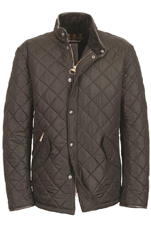 Barbour Mens Powell Quilt Jacket