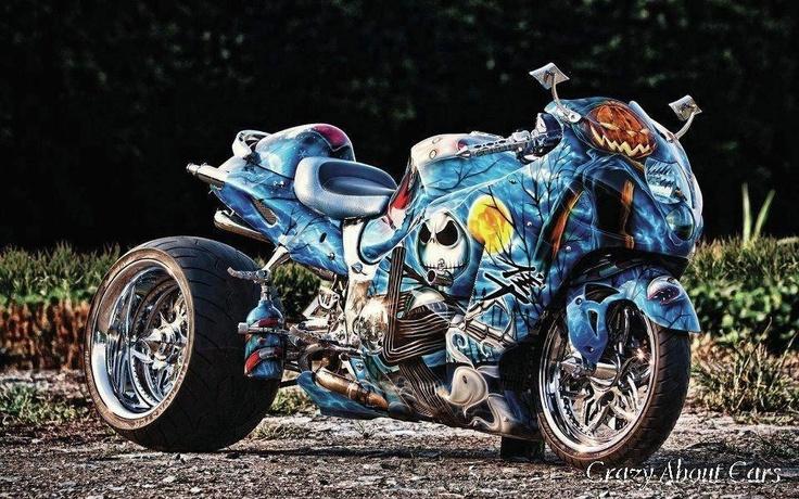 Dope bike.