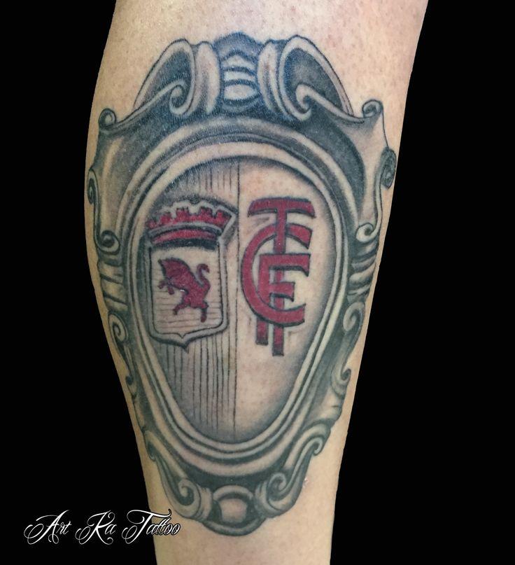 #tattoo #tatuaggio #torinofc #torinofctattoo #tattoocalcio #toro #torotattoo #granata #granatatattoo #artka #artkatattoo #pinerolo #pinerolotattoo #pinterest #pinteresttattoo #italy #italytattoo
