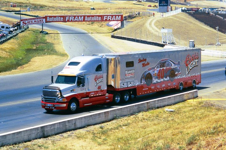 287 best coors light images on pinterest coors light ale and beer coors light hauler fordsterling transporter nascar ganassi racing aloadofball Gallery