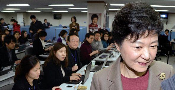 12월14일, 도둑이 몽둥이 든 날 [2013.07.22 제970호]  [특집] 국정원 댓글 증거 나오고, 김무성은 NLL 대화록 까고, 박근혜는 민주당에 '성폭행범 같은…' 역공