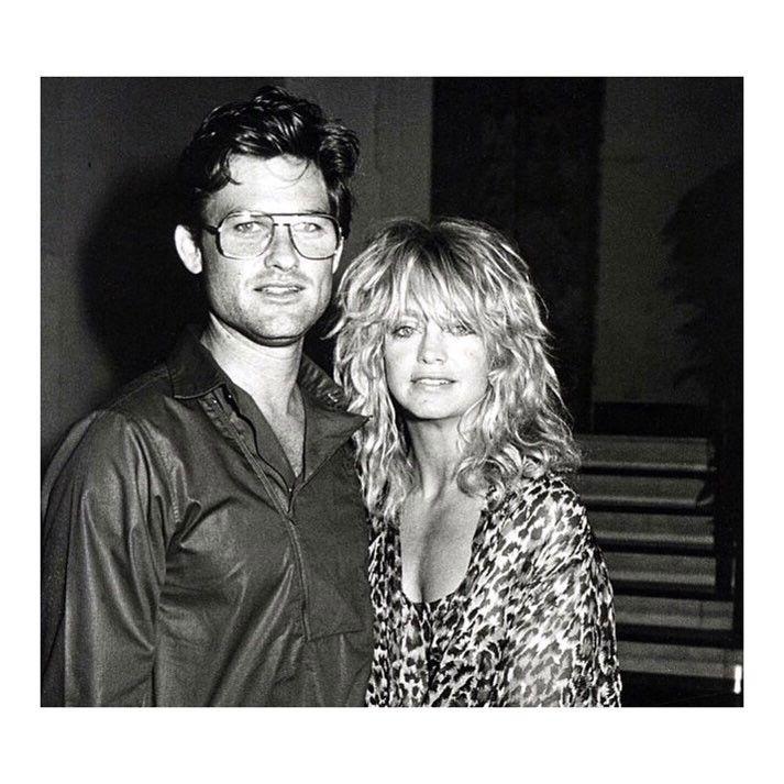 Goldie Hawn és Kurt Russell 34 évvel ezelőtt, 1983-ban