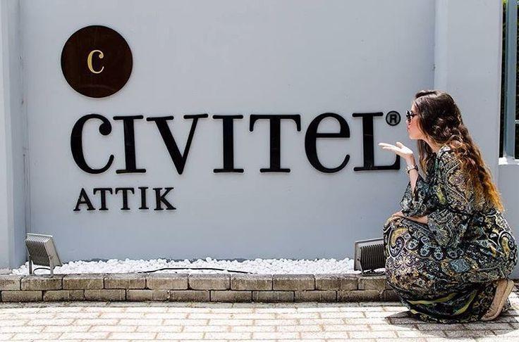 The place to be  #lovefashiongr #fashionblogger #greekblogger #civitelattik #civitelhotel #charmstylegr