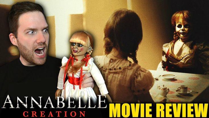 Annabelle  Creation - Movie Review-FACEBOOK: https://www.facebook.com/ChrisStuckmann TWITTER: https://twitter.com/Chris_Stuckmann OFFICIAL SITE: http://www.chrisstuckmann.com Chris Stuckmann r...