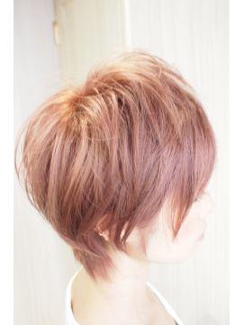 ファニーショート - ヘアスタイル・髪型・ヘアカタログ [キレイスタイル]