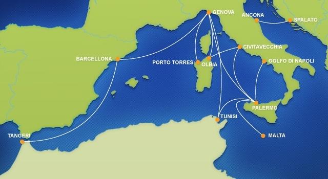 Naples to Stromboli