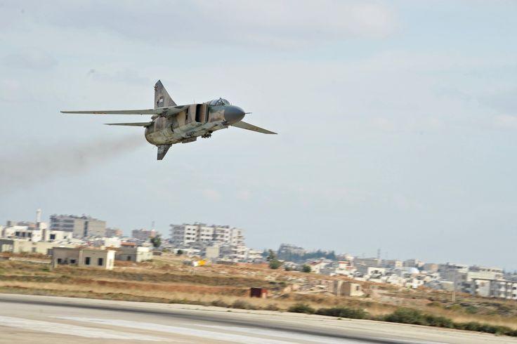 Syrian Warplanes Strike Again Turkish Military in Northern Syria – Report - http://www.therussophile.org/syrian-warplanes-strike-again-turkish-military-in-northern-syria-report.html/
