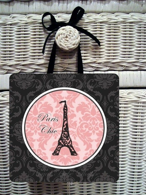 Eiffel Home Decor