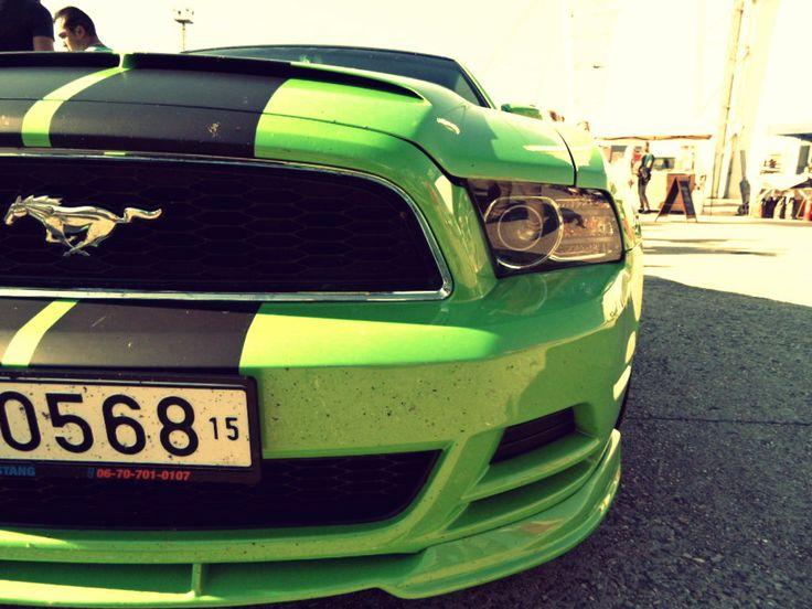 Ford Mustang - Pécsi Autó És Motor Tuning Találkozó