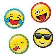 Emoji Cake Plates