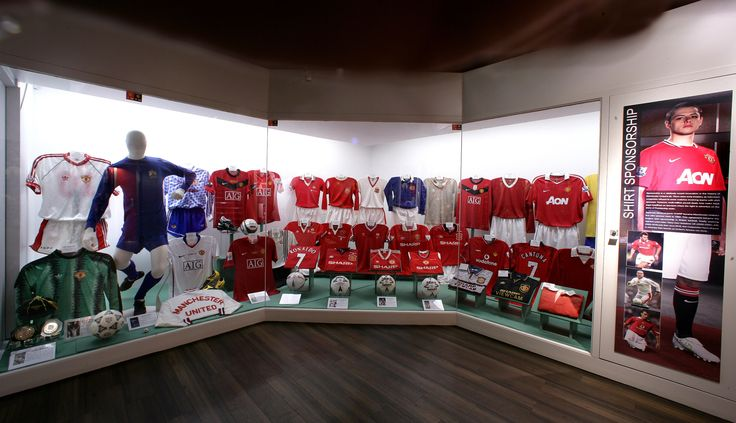 Manchester United's Museum and Tour is celebrating after winning the Large Visitor Attraction of the Year award at the 2013 Manchester Tourism Awards.