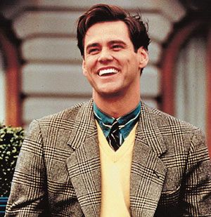 """James Eugene """"Jim"""" Carrey (born January 17, 1962) is a Canadian-American actor, comedian, and producer. @HalfMoonYoga"""