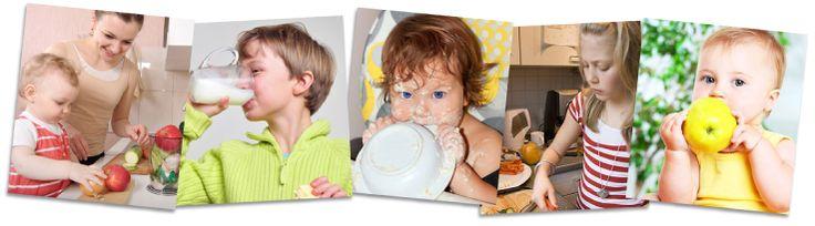 Imeväisikäisen lapsen ruokavalio