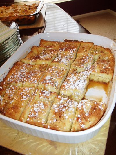 French Toast Bake Recipe, made this for Easter Breakfast this morning