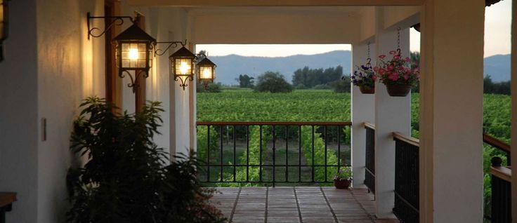 Hotel #TerraVina in Santa Cruz #Colchagua Chile - #Pinterest-Colchagua-Tours-Hotels