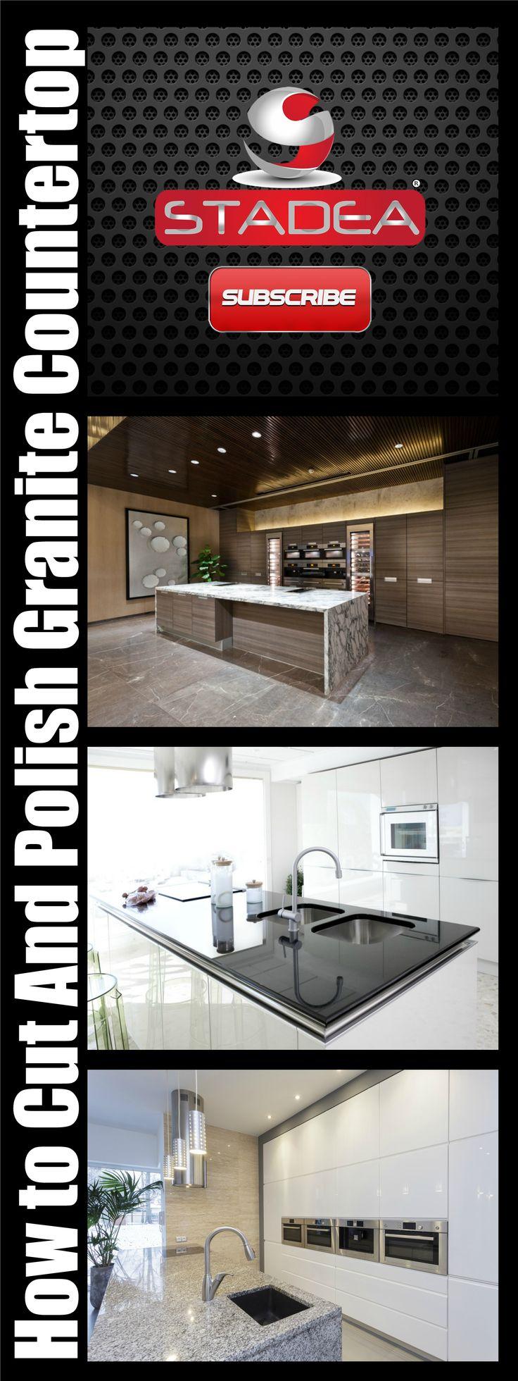 Best 25+ How to polish granite ideas on Pinterest | Granite polish ...