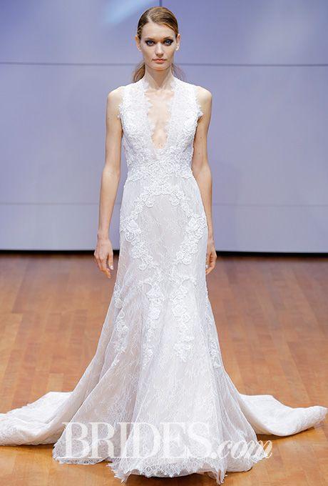 Brides: Alyne by Rita Vinieris Wedding Dresses - Fall 2016 - Bridal Runway Shows - Brides.com