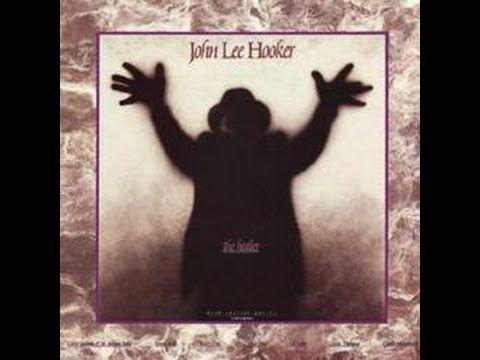 JOHN LEE HOOKER - THE HEALER (FULL ALBUM)