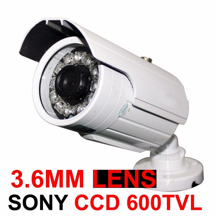 12LED IR SONY CCD 600TVL Infrared CCTV camera 3.6mm Outdoor OSD Menu Security Bullet With Bracket Home Surveillance Camera //Price: $5050.00 & FREE Shipping //     #hashtag3