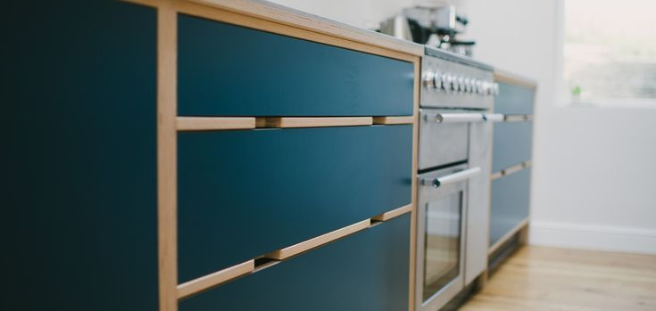 Wood and Wire handcrafted, bespoke kitchen More