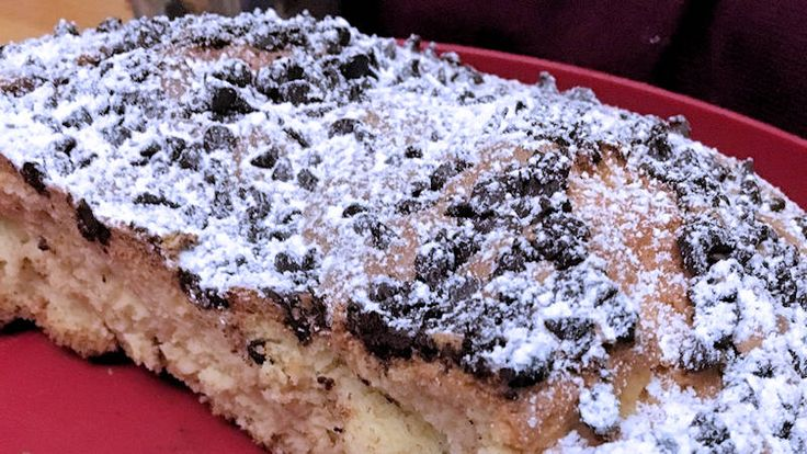 Torta gocciolina - Ricette Bimby